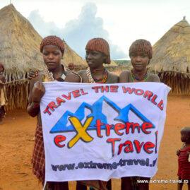 ETIOPIA - Tribul Hamer