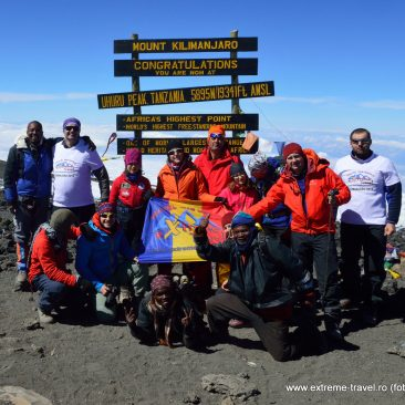 Kilimanjaro - a 20 Expeditie